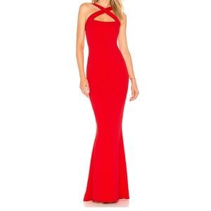 Viva 2way gown in red S Brand: Nookie
